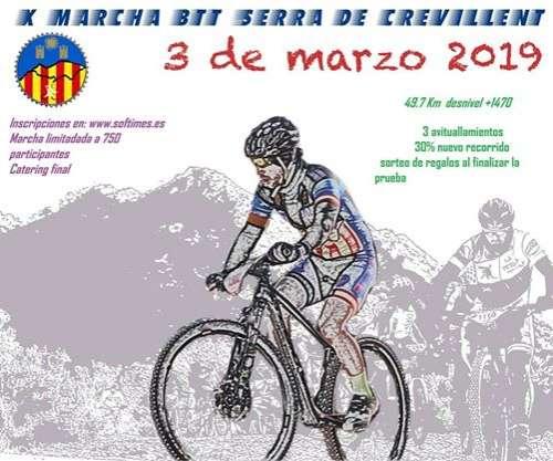 X Marcha BTT Sierra de Crevillente