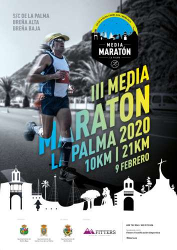 Carrera III Media Maratón La Palma