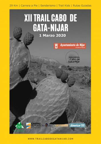 XIII Trail Cabo de Gata