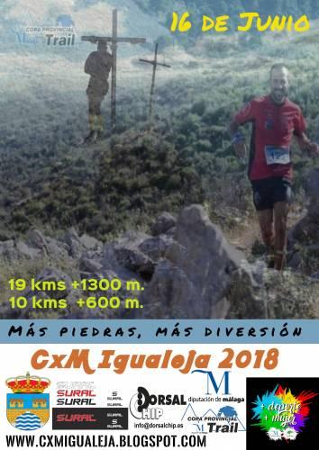 CxM Igualeja 2018