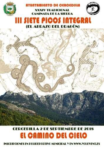 III Siete Picos Integral El Abrazo del Dragón