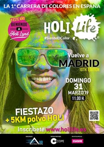 Holi Life Madrid