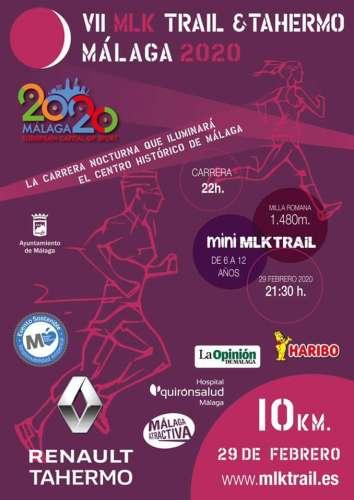 VII MLK Trail & Tahermo Málaga