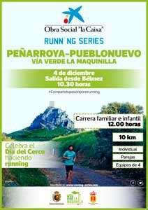 Running Series Vía Verde la Maquinilla