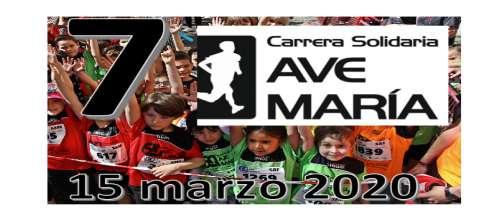 Carrera VII Carrera Solidaria Ave Andrés María Manjón