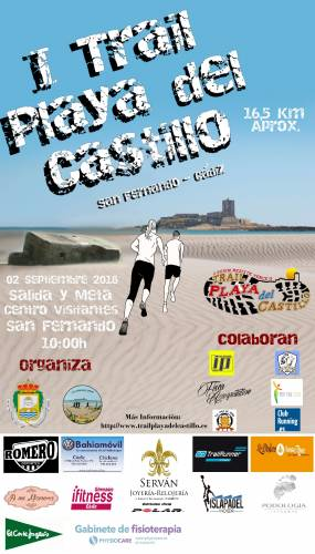 Carrera I Trail Playa del Castillo