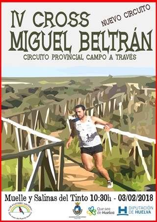 IV Cross Miguel Beltrán