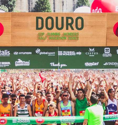 EDP Running Wonders Douro Vinhateiro