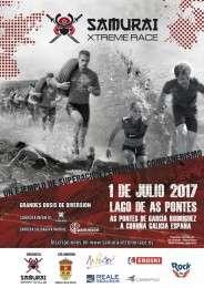 La Samurai Xteme Race 2017