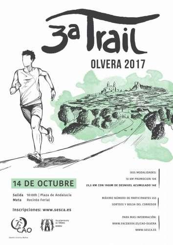 III Trail Olvera