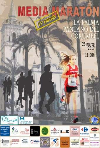 Carrera XV Media Maratón la Palma del Condado