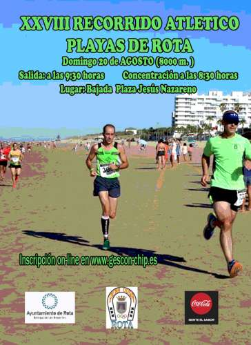 XXVIII Recorrido Atlético Playas de Rota