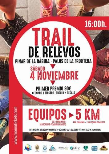 Trail Por Relevos Pinar de la Rábida