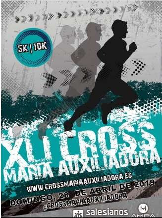 Carrera XLI Cross María Auxiliadora