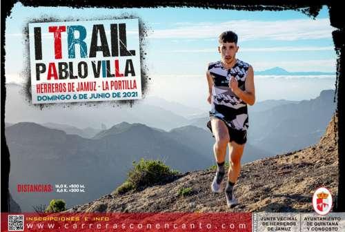I Trail Pablo Villa