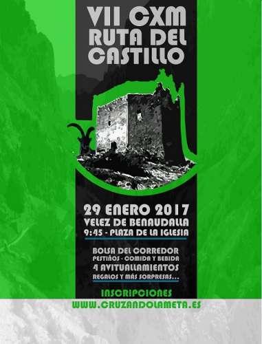VII CxM Ruta  del  Castillo