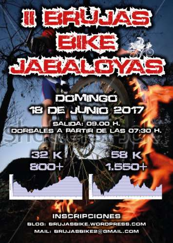 II Brujas Bike Jabaloyas