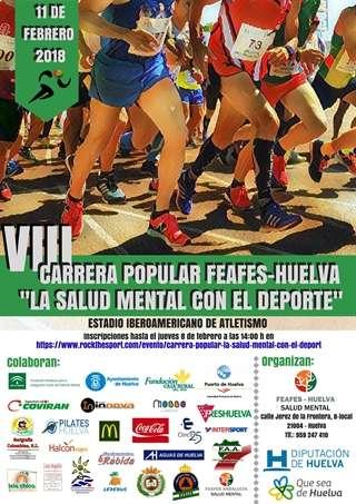 VIII Carrera Popular La Salud Mental con el Deporte