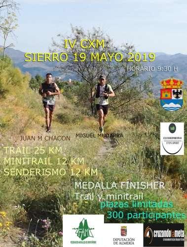 IV CxM Sierro