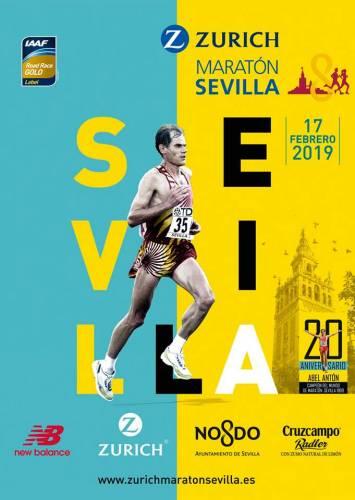 XXXV Zurich Maratón de Sevilla