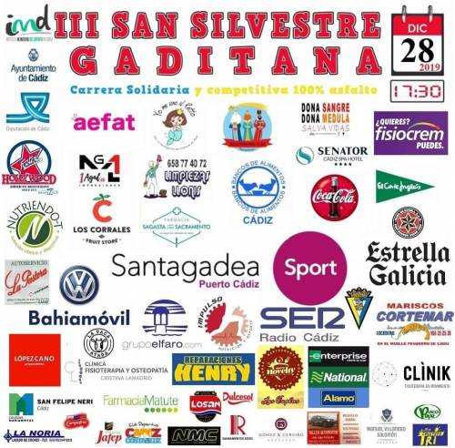 III San Silvestre Gaditana