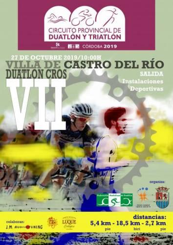 VII Duatlón Cros Villa de Castro del Río