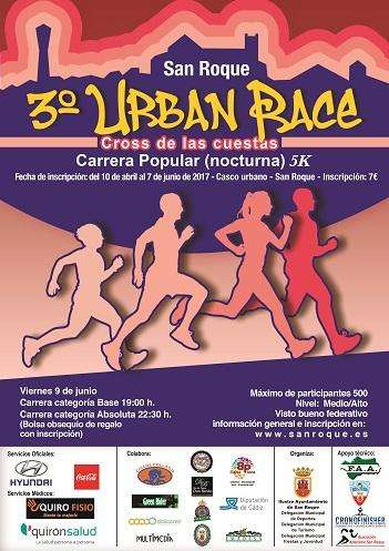III Urban Race - Cross de las Cuestas