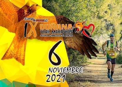 IX Doñana Trail Marathon