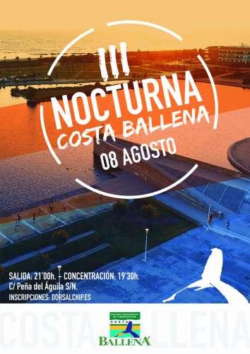 III Carrera Nocturna Costa Ballena
