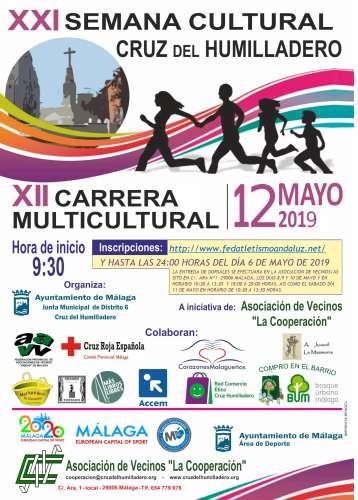 12º Carrera Multicultural Cruz del Humilladero