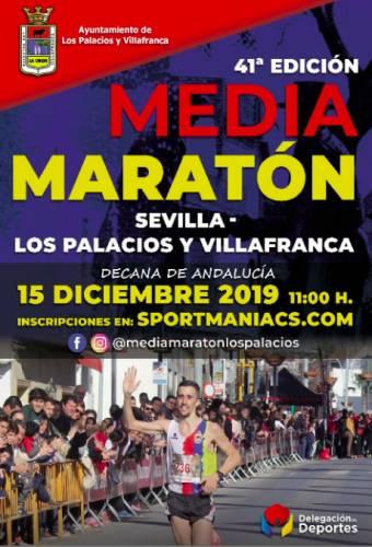 41 Media Maratón Sevilla-Los Palacios