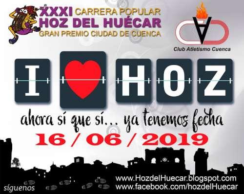 XXXI Carrea Popular Hoz del Huecar