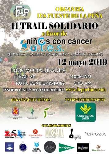 II Trail Fuente de la Peña