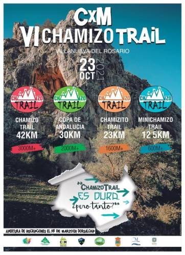 Carrera VI Chamizo Trail