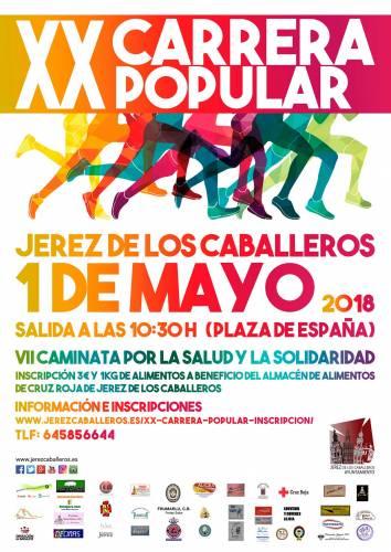 XX Carrera Popular Jerez de los Caballeros