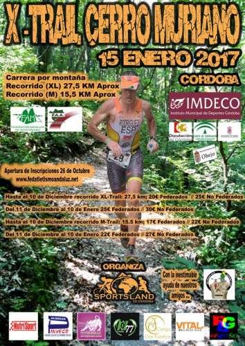 X Trail Cerro Muriano