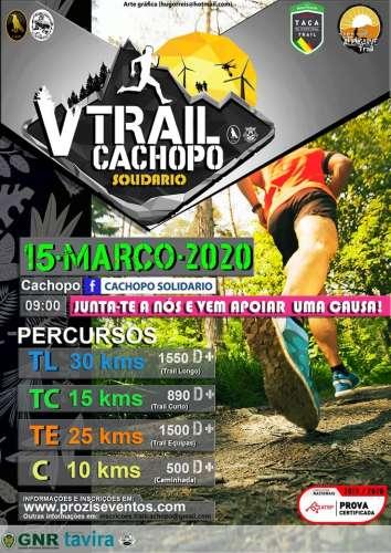 V Trail Cachopo Solidario