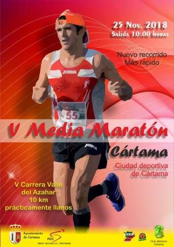 V Media Maratón Ciudad de Cártama