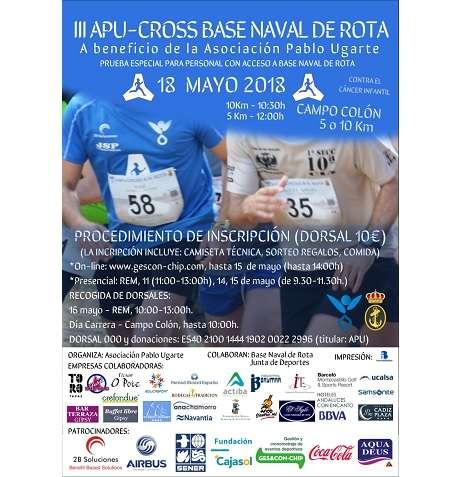 III APU-Cross Base Naval de Rota