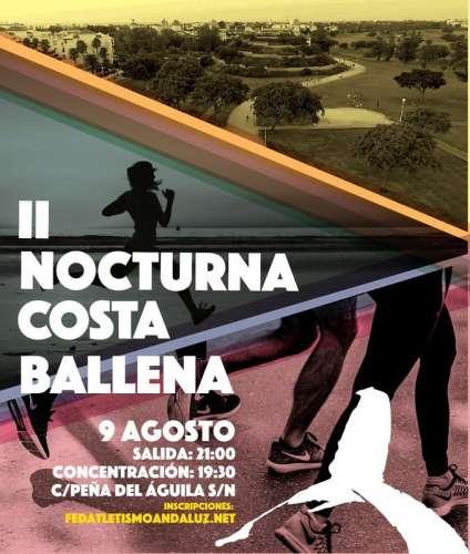 II Carrera Nocturna Costa Ballena