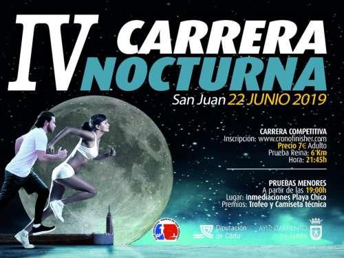 IV Carrera Popular Noche de San Juan