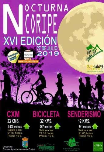 XVI Nocturna Coripe
