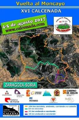 XVI Calcenada-Vuelta al Moncayo