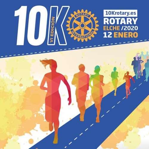 VI 10K Rotary