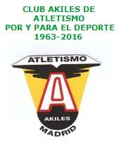 XXXVI Trofeo Akiles  de Atletismo