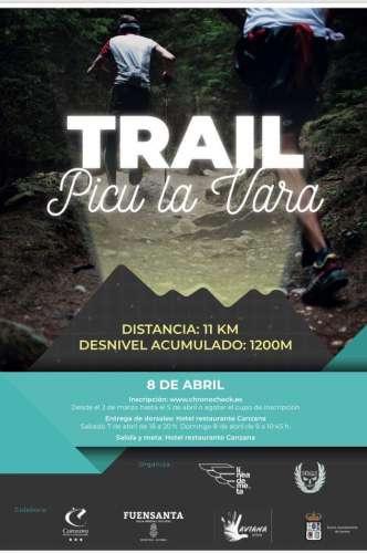 Carrera Trail Picu la Vara Pola