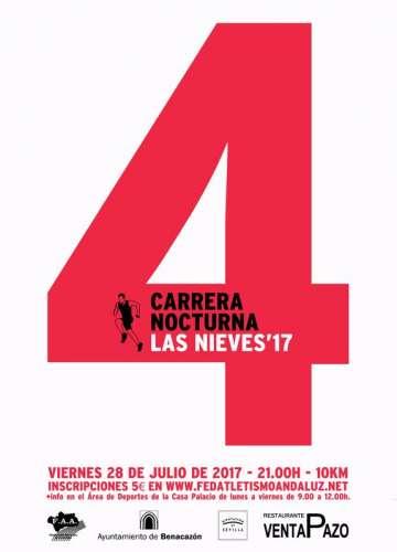 IV Carrera Nocturna Las Nieves