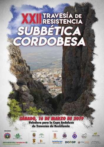 XXII Travesía de Resistencia Subbética Cordobesa