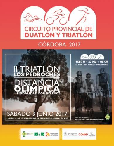 II Triatlón De Los Pedroches