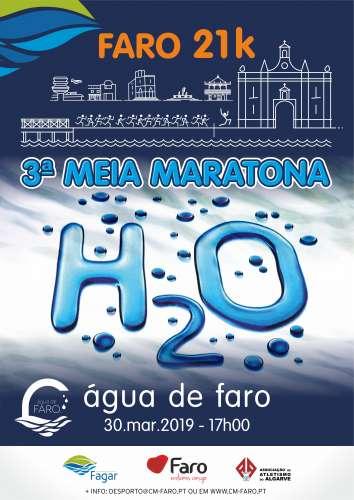 3ª Meia Maratona H2O